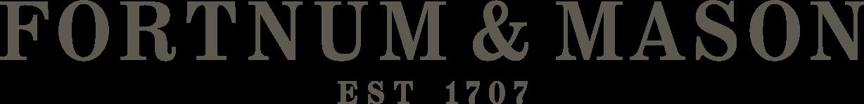 Fortnum and mason logo strapline