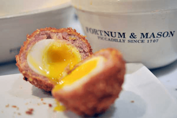 Fortnum's Scotch Egg