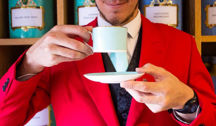 Tea Expert from Fortnum&Mason